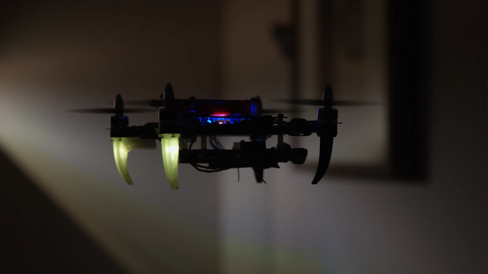 Night Security and Surveillance Drone