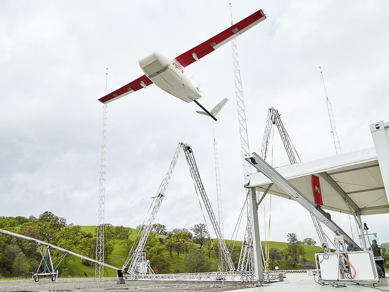 Medical Drone Zipline