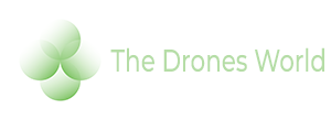 The Drones World logo