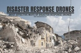 Disaster Response Drones