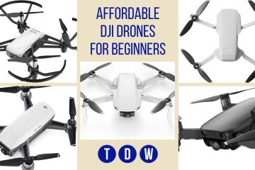 DJI drones for beginners