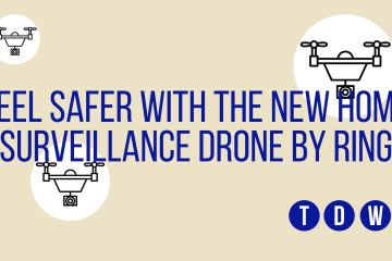 Home Surveillance Drone