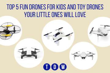 drones for kids and toy drones