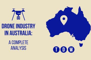 Drone industry in Australia